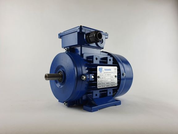 Elektrimootor 0,09kW/700 p/min MS 711-8 B3; IE1; IP55; 230/400V
