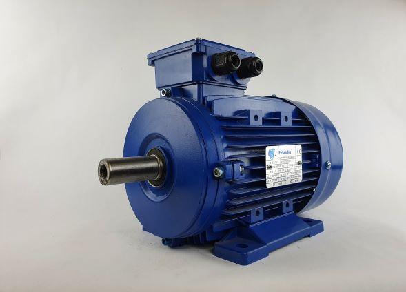 El.mootor 1,1kw/700p MS 100L2-8