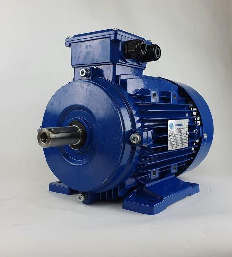 Elektrimootor 1,5kW/700 p/min MS 112M-8 B3; IE1; IP55; 230/400V