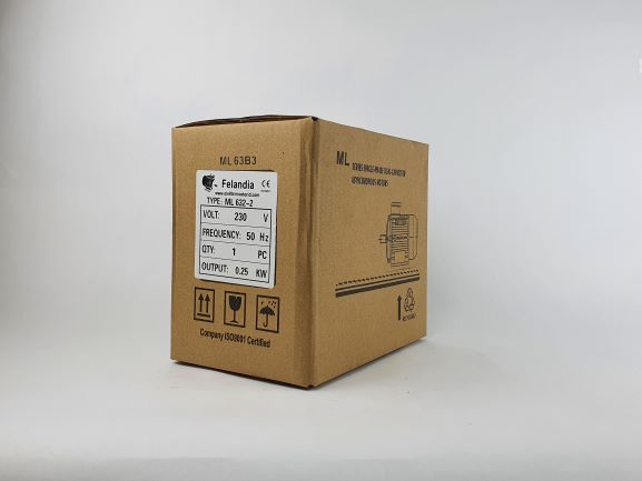 Elektrimootor 0,25kW/3000 p/min ML 632-2 B3; IP55; 230V