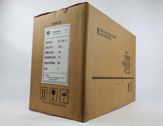 Elektrimootor 1,5kW/1500 p/min ML 90L-4 B3; IP55; 230V