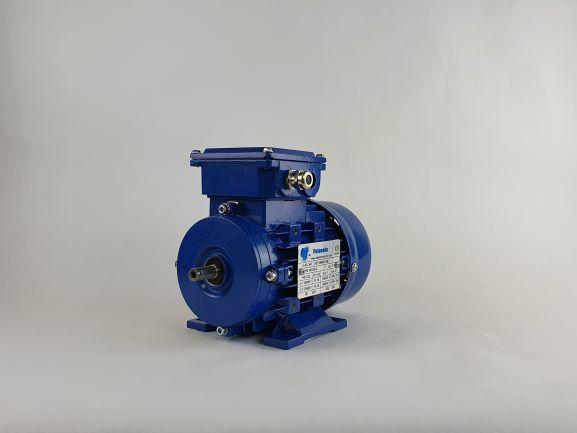 Elektrimootor 0,25kW/1500 p/min MS 633-4 B3; IE1; IP55; 230/400V