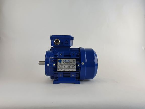 Elektrimootor 0,25kW/1500 p/min MS 711-4 B3; IE1; IP55; 230/400V