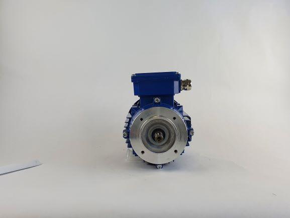 Elektrimootor 0,37kW/1500 p/min MS 712-4 B14; IE1; IP55; 230/400V