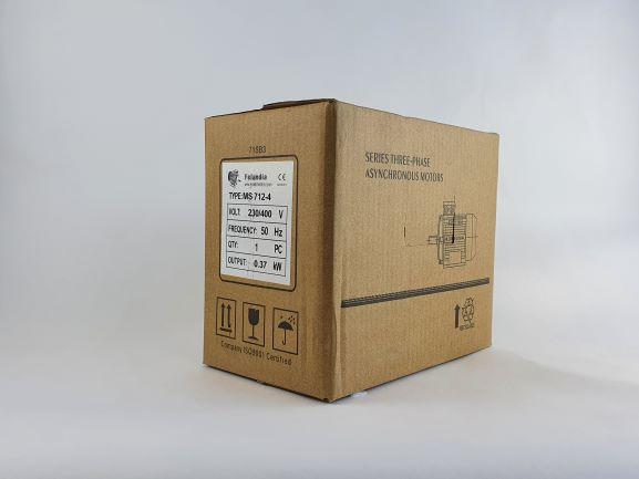 Elektrimootor 0,37kW/1500 p/min MS 712-4 B3; IE1; IP55; 230/400V
