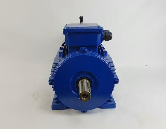Pidurmootor 1,5kW/1000 p/min MSB 100L-6 B3; IE1; IP55; 230/400V
