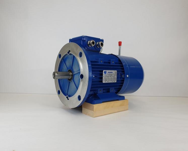 Pidurmootor 2,2kW/1500 p/min MSB 100L1-4 B35; IE1; IP55; 230/400V