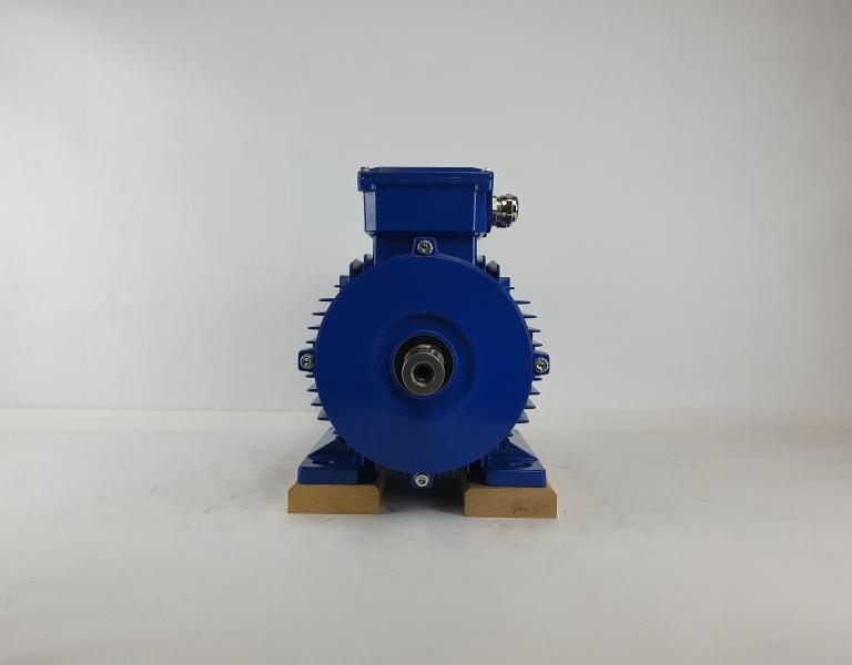 Pidurmootor 4,0kW/1500 p/min MSB 100L3-4 B3; IE1; IP55; 400/690V