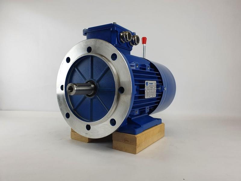 Pidurmootor 4,0kW/1500 p/min MSB 112M-4 B35; IE1; IP55; 400/690V