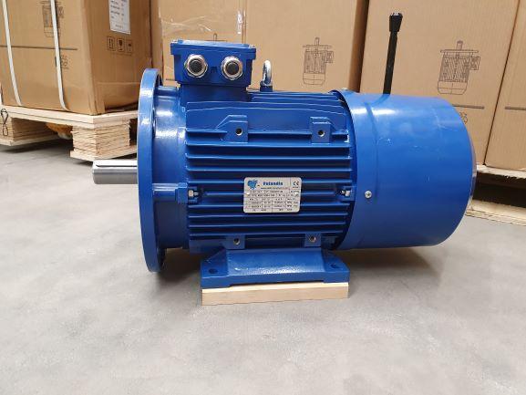 Pidurmootor 7,5kW/1500 p/min MSB 132M-4 B35; IE1; IP55; 400/690V