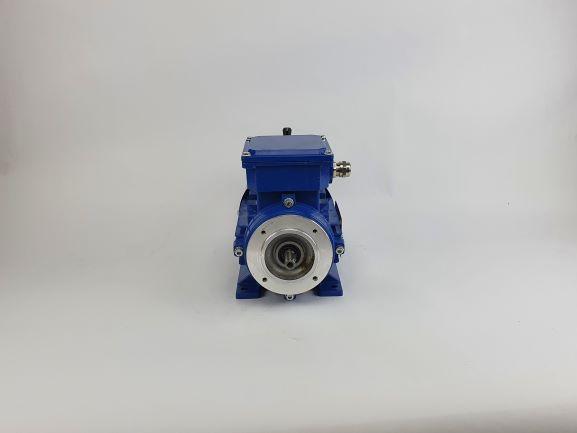 Pidurmootor 0,25kW/1500 p/min MSB 633-4 B34; IE1; IP55; 230/400V