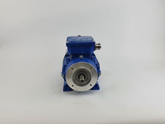 Pidurmootor 0,37kW/1500 p/min MSB 712-4 B34; IE1; IP55; 230/400V