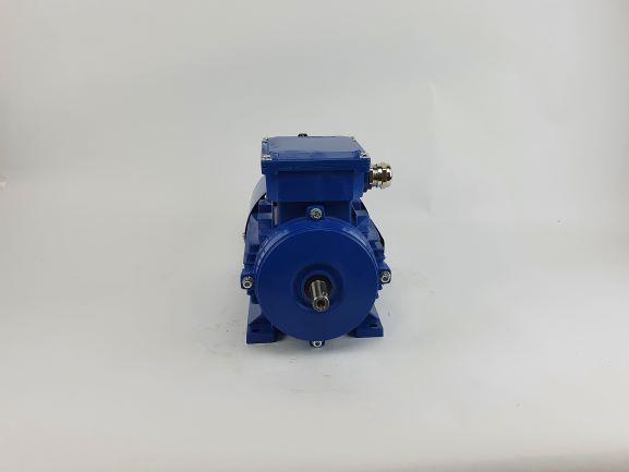 Pidurmootor 0,37kW/1500 p/min MSB 712-4 B3; IE1; IP55; 230/400V