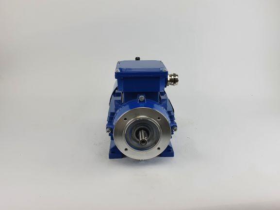 Pidurmootor 0,55kW/1500 p/min MSB 713-4 B34; IE1; IP55; 230/400V