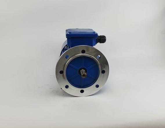 Pidurmootor 0,55kW/1500 p/min MSB 713-4 B35; IE1; IP55; 230/400V