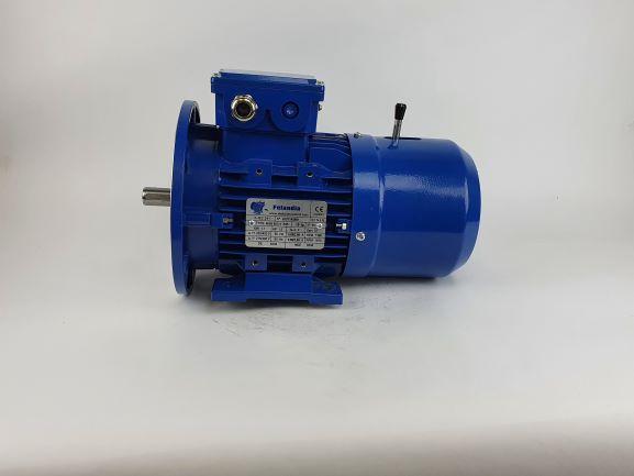 Pidurmootor 1,1kW/1500 p/min MSB 803-4 B35; IE1; IP55; 230/400V
