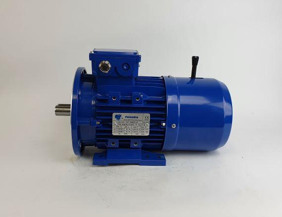 Pidurmootor 1,5kW/1500 p/min MSB 90L1-4 B35; IE1; IP55; 230/400V