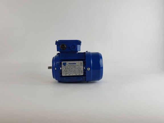 Elektrimootor 0,09kW/3000 p/min MS 561-2 B14; IE1; IP55; 230/400V