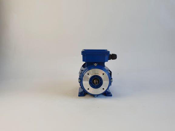 Elektrimootor 0,06kW/1500 p/min MS 561-4 B34; IE1; IP55; 230/400V