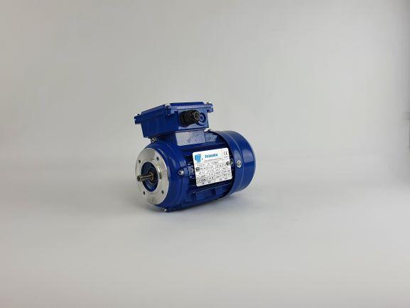 Elektrimootor 0,12kW/3000 p/min MS 562-2 B14; IE1; IP55; 230/400V