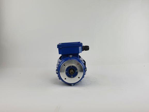 Elektrimootor 0,09kW/1500 p/min MS 562-4 B14; IE1; IP55; 230/400V