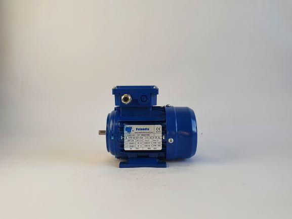Elektrimootor 0,09kW/1500 p/min MS 562-4 B34; IE1; IP55; 230/400V