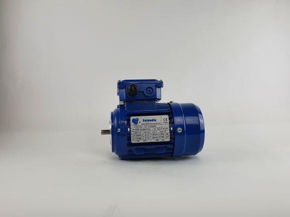 Elektrimootor 0,12kW/1500 p/min MS 563-4 B14; IE1; IP55; 230/400V