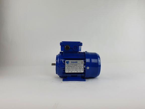 Elektrimootor 0,12kW/1500 p/min MS 563-4 B34; IE1; IP55; 230/400V