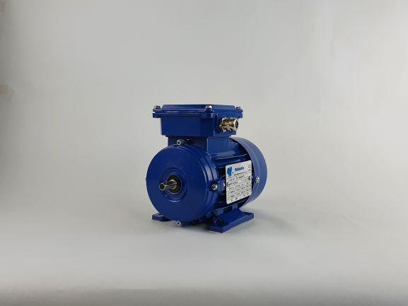 Elektrimootor 0,12kW/1500 p/min MS 563-4 B3; IE1; IP55; 230/400V