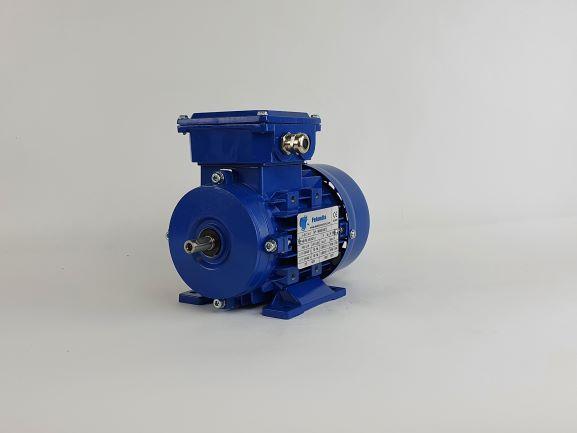 Elektrimootor 0,18kW/3000 p/min MS 631-2 B3; IE1; IP55; 230/400V