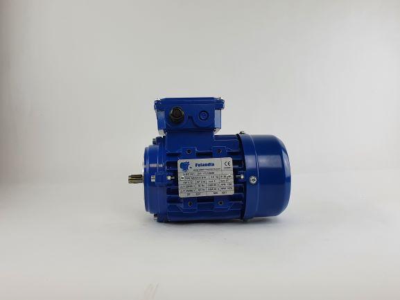 Elektrimootor 0,12kW/1500 p/min MS 631-4 B14; IE1; IP55; 230/400V