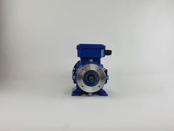 Elektrimootor 0,12kW/1500 p/min MS 631-4 B34; IE1; IP55; 230/400V