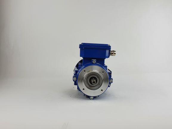 Elektrimootor 0,18kW/1500 p/min MS 632-4 B14; IE1; IP55; 230/400V