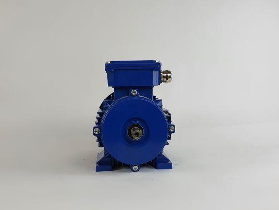 Elektrimootor 0,55kW/3000 p/min MS 712-2 B3; IE1; IP55; 230/400V
