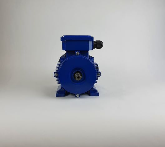 Elektrimootor 0,25kW/1000 p/min MS 712-6 B3; IE1; IP55; 230/400V