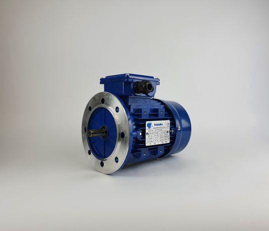 Elektrimootor 0,25kW/1000 p/min MS 712-6 B5; IE1; IP55; 230/400V