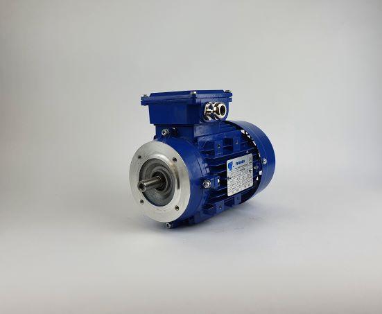 Elektrimootor 0,37kW/1000 p/min MS 713-6 B14; IE1; IP55; 230/400V
