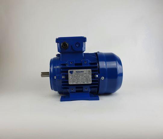 Elektrimootor 0,37kW/1000 p/min MS 801-6 B34; IE1; IP55; 230/400V
