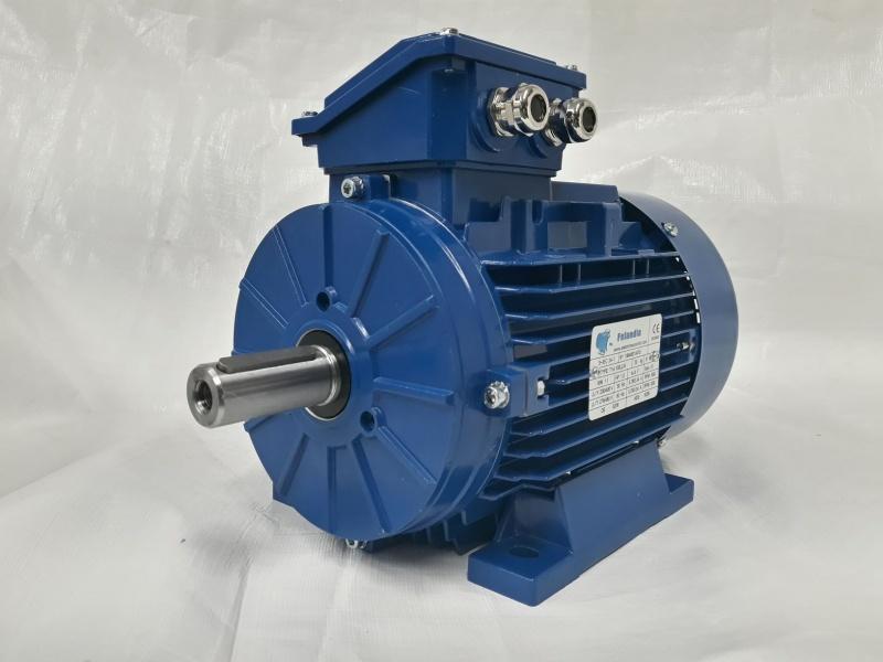 Elektrimootor 1,1kW/700 p/min T1A 100L2-8 B3; IE1; IP55; 230/400V