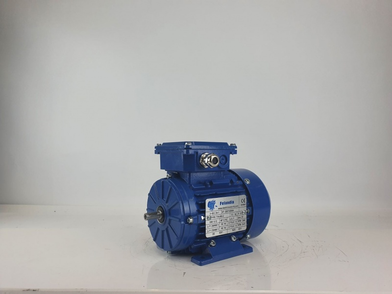 Elektrimootor 0,12kW/3000 p/min T1A 562-2 B3; IE1; IP55; 230/400V
