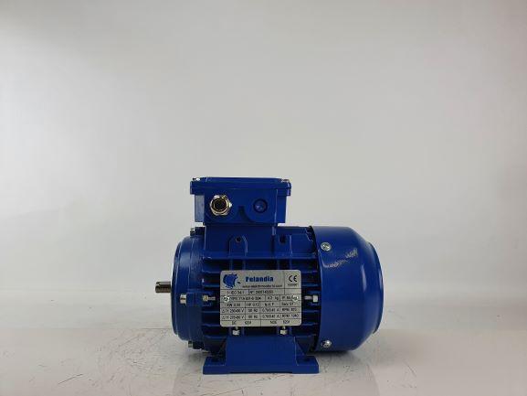 Elektrimootor 0,09kW/1000 p/min T1A 631-6 B34; IE1; IP55; 230/400V