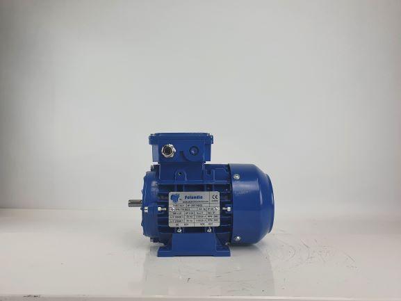Elektrimootor 0,25kW/3000 p/min T1A 632-2 B3; IE1; IP55; 230/400V