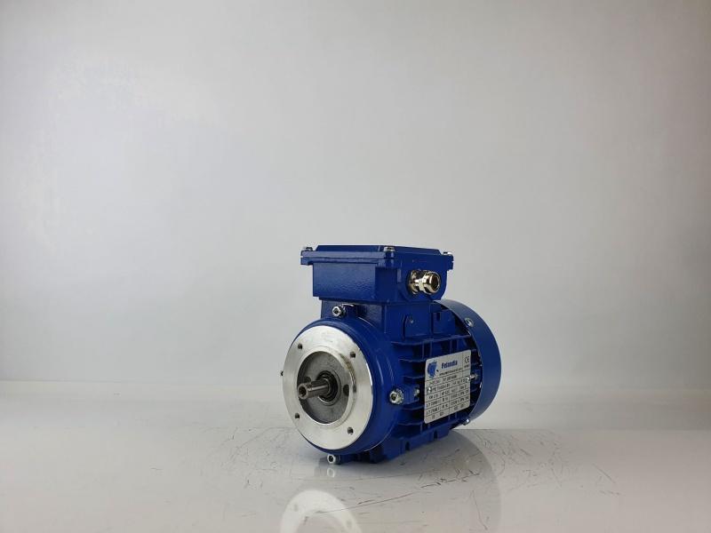 Elektrimootor 0,18kW/1500 p/min T1A 632-4 B14; IE1; IP55; 230/400V
