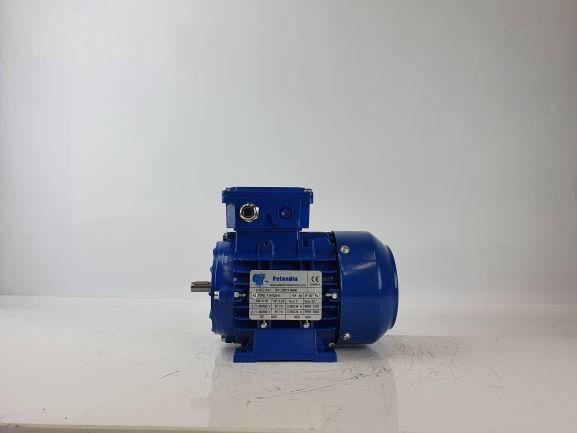 Elektrimootor 0,18kW/1500 p/min T1A 632-4 B3; IE1; IP55; 400/690V