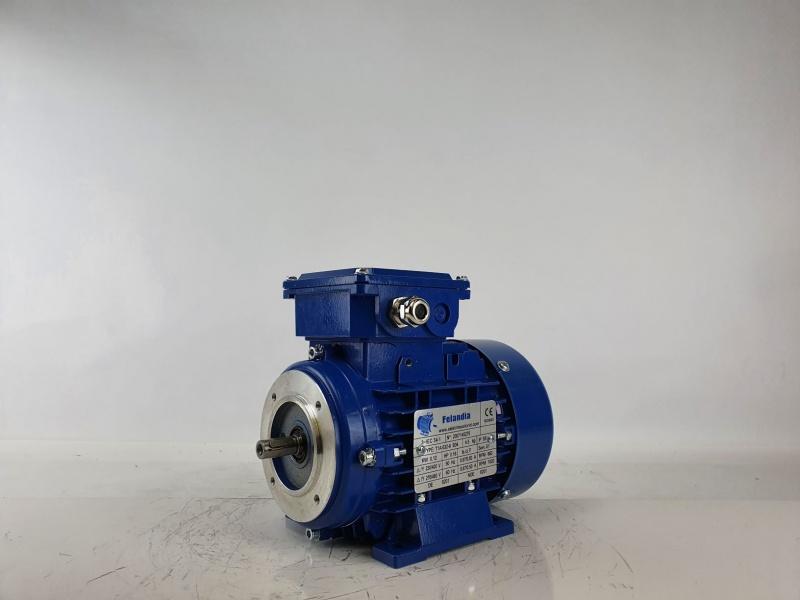 Elektrimootor 0,12kW/1000 p/min T1A 632-6 B34; IE1; IP55; 230/400V
