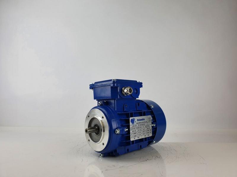 Elektrimootor 0,25kW/1500 p/min T1A 633-4 B14; IE1; IP55; 230/400V