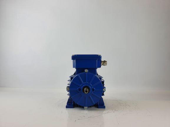 Elektrimootor 0,25kW/1500 p/min T1A 633-4 B3; IE1; IP55; 230/400V