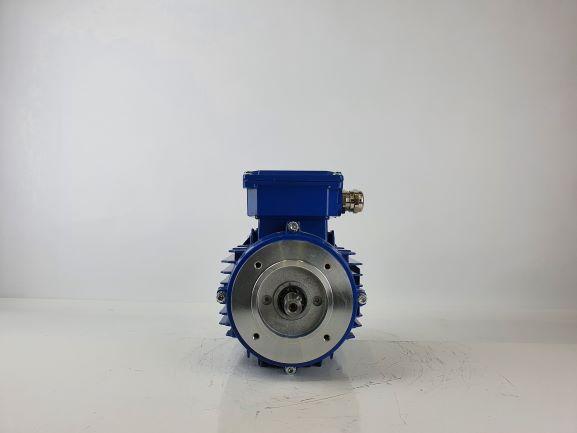 Elektrimootor 0,25kW/1500 p/min T1A 711-4 B14; IE1; IP55; 230/400V