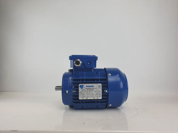 Elektrimootor 0,55kW/3000 p/min T1A 712-2 B14; IE1; IP55; 230/400V