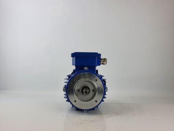 Elektrimootor 0,37kW/1500 p/min T1A 712-4 B14; IE1; IP55; 230/400V